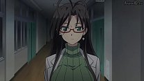 Screenshot Shinmai Maou no  Testament Burst 02 t 02