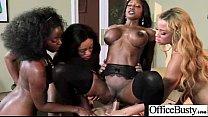 (anya diamond jade jasmine) Round Boobs Girl Bang Hard In Office video-05