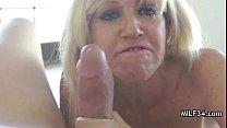 Horny Latina MILF Fucked By Big Cock