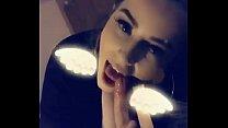 Teen whore (Amelia Skye) sucks hard cock on Snapchat - 9Club.Top
