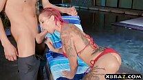 Amazing anal sex with MILF pornstar Anna Bell Peaks