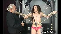 Mature woman extreme bondage in wicked xxx scenes