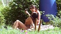 Mia and Sara Outdoor Lesbian Porn - ersties