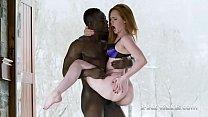 Ella Hughes Prefers Interracial Action To... Vorschaubild