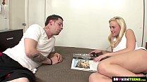 BrokenTeens - Molly Rae convinces her stepbroth...