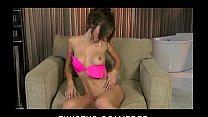 Natural teen brunette Malena Morgan rubs her wet pussy to orgasm Vorschaubild