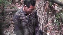 10613 Asian old man fuck whore in wood  1 goo.gl/TzdUzu preview