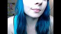 BIG TITS EMO GIRL WITH RIPPED FISH NETS SEE MORE AT WWW.ALTGOATWEBGIRLS.COM