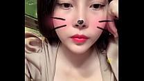 Cô gái mèo vú to tr?ng bigo live [Social Media LIVE FACEBOOK THAI live bigo]