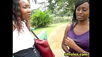 African lesbos using fingers and tongues for pleasure