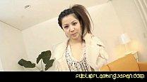 Rina Koizumi Lovely Asian2  - PublicFlashingJapan thumbnail