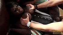PASCALSSUBSLUTS - Ebony Eden Adore eats cum aft...