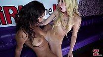 GIRLS GONE WILD - Young Lesbians Kenzie Reeves & Autumn Falls Scissoring pornhub video