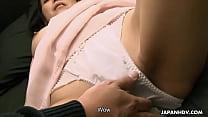 Milf Kana Aizawa fucks her son's friend tumblr xxx video