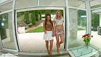 Spermswap Slender babes Bree Haze and Athina re...