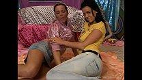 Sexy lesbian kitens Marketa Bombova & Federica ...