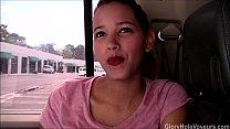 Young Ebony Girl First Gloryhole thumbnail