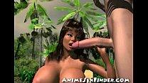 Image: 3D MILF Likes It Big!