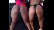 Puta de Luanda duas gostosas