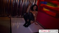 The Stripper Experience - Anya Ivy is punished by a big dick, big booty - 9Club.Top