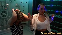 Glam party sluts riding thumbnail