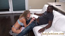 Interracial Cheating Whore Wife Jade Jamison thumbnail
