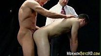 Mormon hunk sucking dick