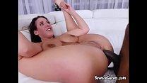 Luscious Babe Angela White Has Her Anus Plowed
