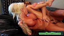 Gorgeous jappanese masseuse gives sensual nuru massage 28's Thumb