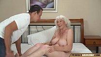 the grandma has a big tits Thumbnail