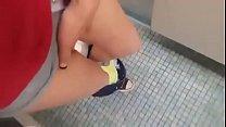 toilet stall masturbation