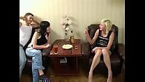 Русское порно Групповуха с рыжей мамочкой