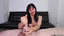 Squishy Stroker - Superb MILF Handjob from Nata...