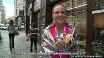 Prague Marathon Pick-up - download porn videos