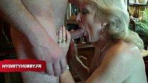MyDirtyHobby French - Une milf francaise fait u...