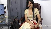 Indian Aunty seducing her nephew POV in Tamil image