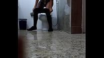 Hot Lolita Spied In Toilet (part 1)