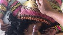 SEXFEENE GOES BALLZ DEEP ON CALI KASTRO video