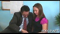Mature teacher is taking advantage of virginal gal pornhub video