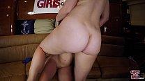 GIRLS GONE WILD - Teen Bikini Babes Mia and Stephanie Rock the Boat thumbnail