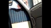estacionado carro do dentro Punheta