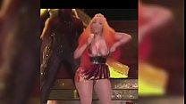 Screenshot Nicki Minaj 2018 Nipple Slip Hustle