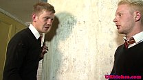 Andro Maas brit jock bummed