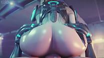 Overwatch: WidowMaker Work-It