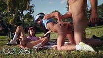 (Sean Lawless, Jade Amber, Adria Rae) - Hardcor... Thumbnail