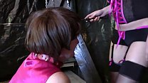 Samia, jeune beurette domine un travesti en SM Vorschaubild