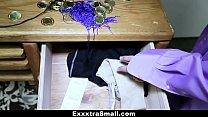ExxxtraSmall - Cute College Teen Rides Huge Shlong - 9Club.Top