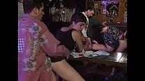 Vanessa Chase - Bar Orgy - Anal thumb