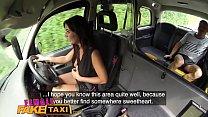 Female Fake Taxi cum in mouth wild fucking and creampie for Princess Jas Vorschaubild