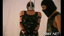 Complete amateur sadomasochism action along big billibongs woman